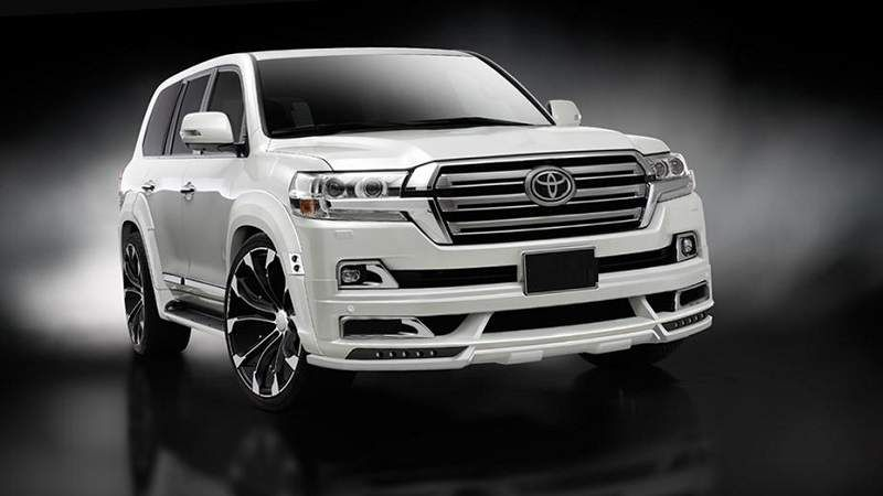 2019 toyota land cruiser redesign  changes  specs