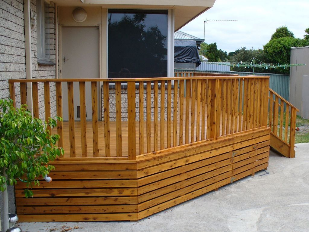 Deck Skirting Ideas Pictures Deck Skirting Building A Deck Diy Deck