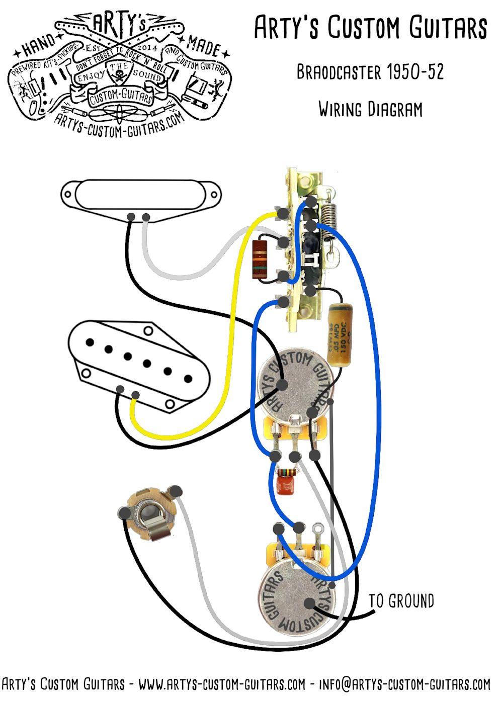 Fender Telecaster Wiring Diagram And Magenets 1977 Dodge D350 Wiring Diagram Rc85wirings Tukune Jeanjaures37 Fr