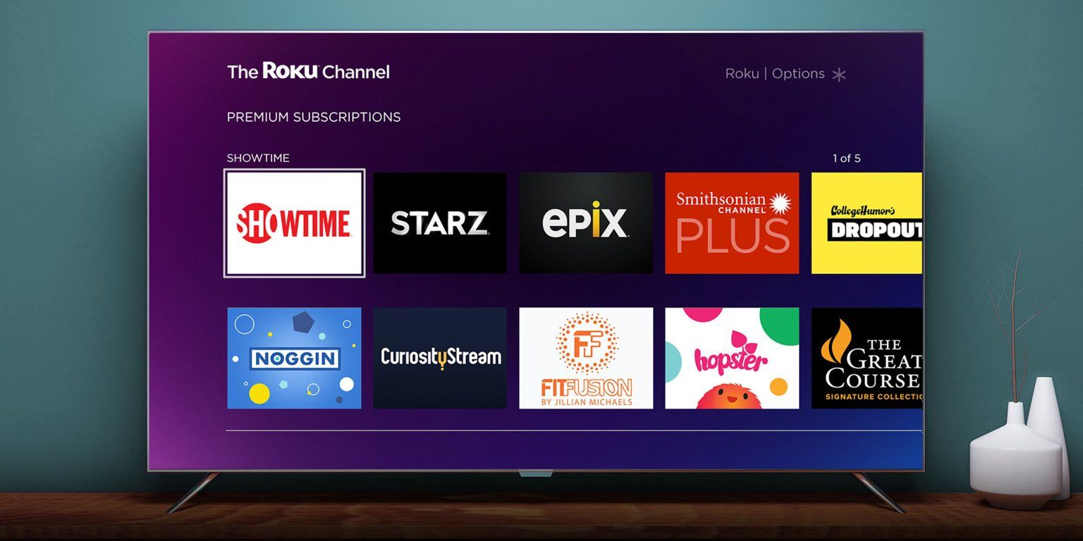 'What is The Roku Channel?' A guide to Roku's home for