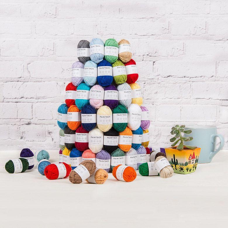 Paintbox Yarns Simply DK - 10g Mini Ball
