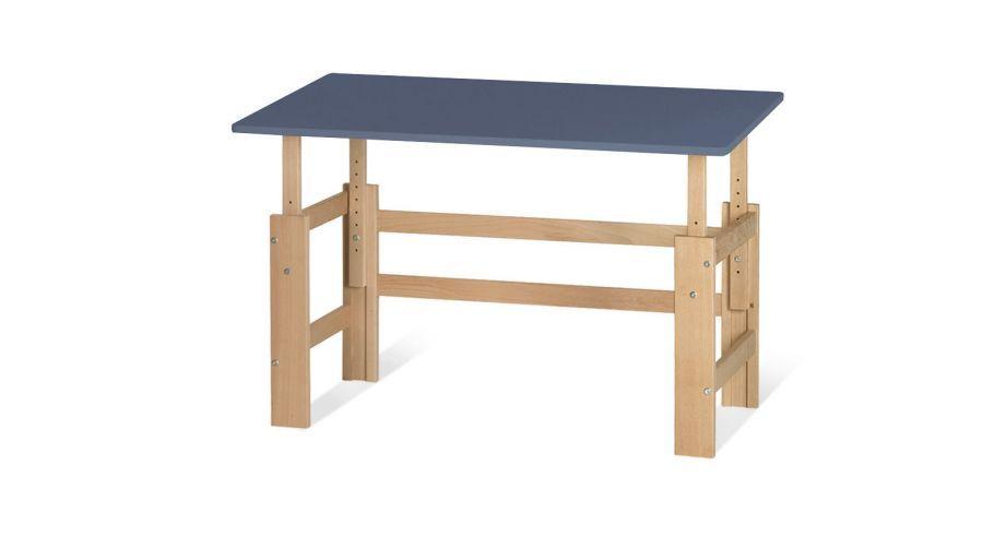 Schreibtisch Kinder Höhenverstellbar Holz