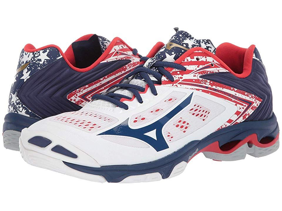 mizuno volleyball shoes wave lightning z5 usado