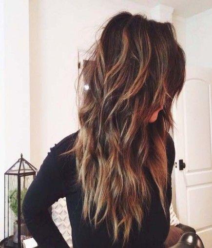 Couleur tendance pour cheveux long