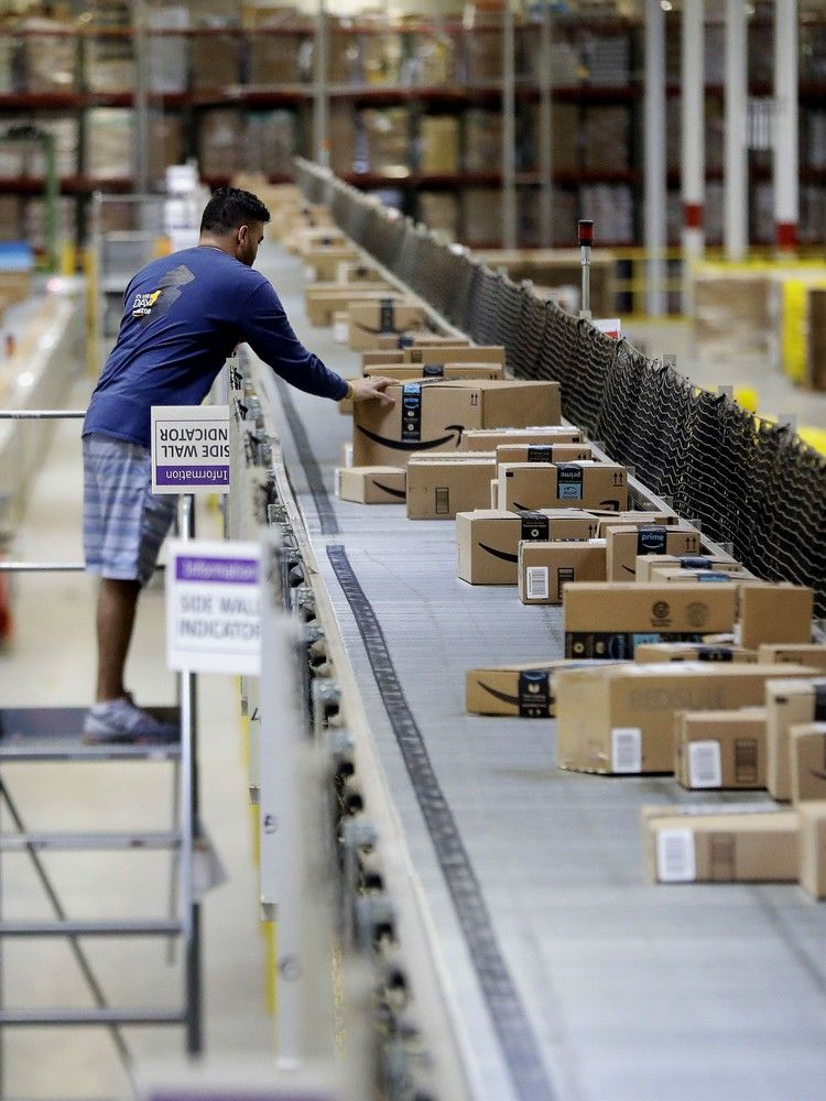Bear Spray Accident At Amazon Warehouse Shines Light On Safety