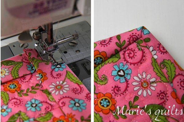 Marie's quilts: Мастер класс