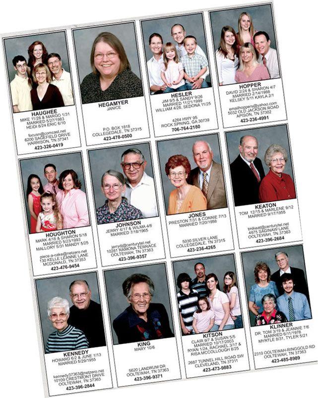 church picture directory photos   Church Directory   Church ...