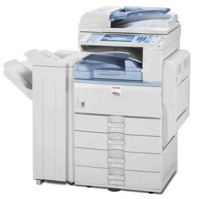 May Photocopy Ricoh Aficio Mp 2550b Copy In 2 Mặt Khổ Giấy Va Ha Nội
