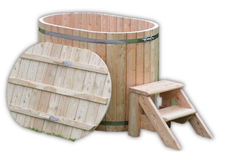 Vasca Da Bagno Ofuro : Ofuro in legno hot tub in legno idromassaggio spa da esterno in