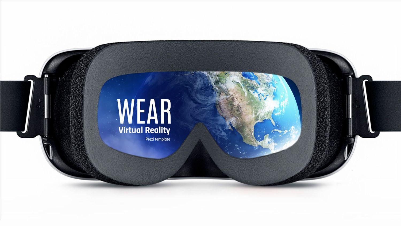 virtual reality prezi template prezi template where big virtual