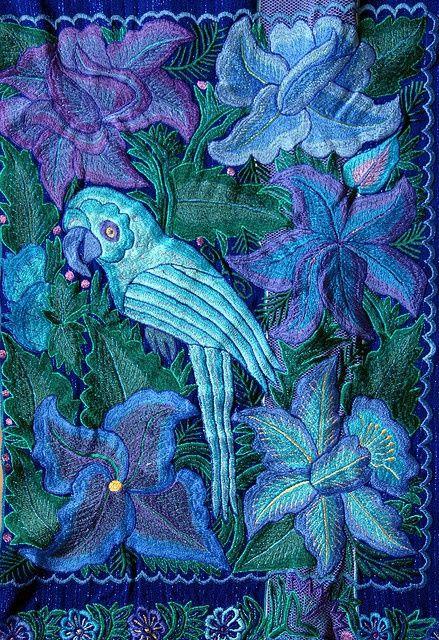 Embroidery, Bordado Chiapas