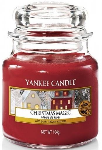 Yankee Candle Christmas Magic Swieca Swieczka 104g 8681020255 Allegro Pl Christmas Magic Yankee Candle Christmas Yankee Candle