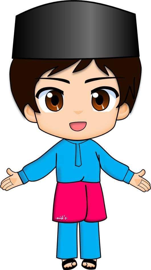 Pin By Naenae Nanny On Muslim Kids In 2019 Muslim Anime Muslim