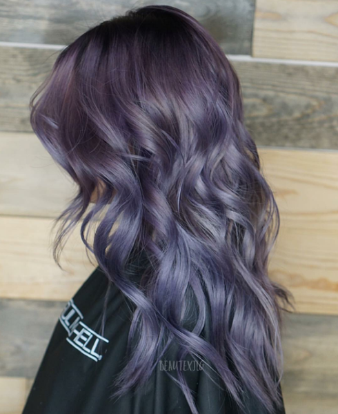 Color Melting Hair, Smokey