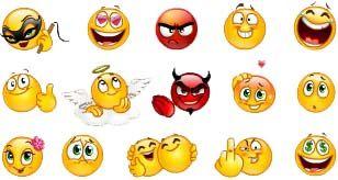 bandoo emoticons