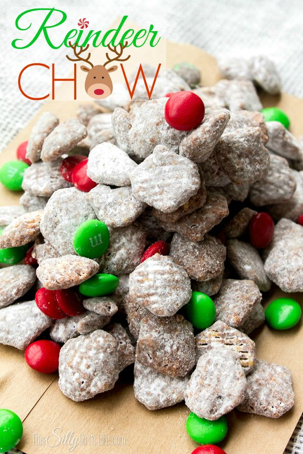 Quick easy christmas treats cereal tossed and peanut butter holidays forumfinder Choice Image