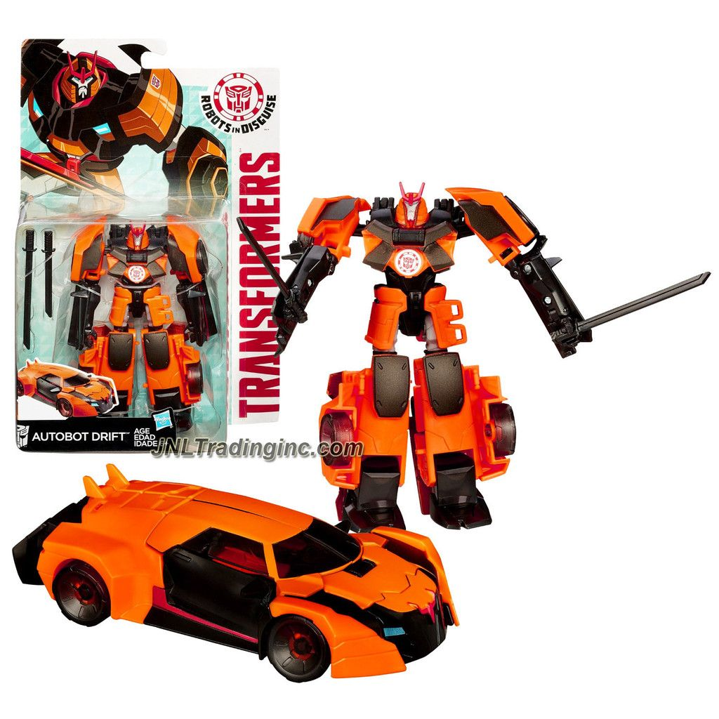 Year 2014 transformers robots in disguise animation series - Autobot drift transformers 5 ...