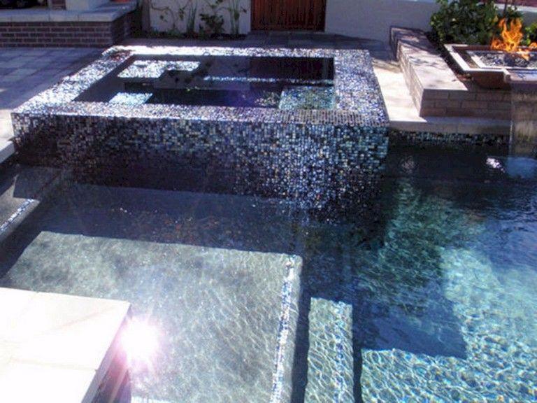38 Amazing Mosaic Pool Tile Ideas For Luxurious Pool Design