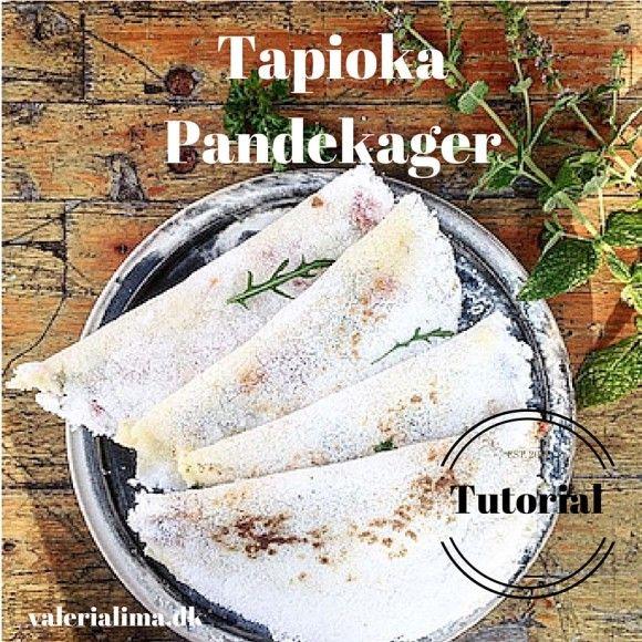 Som du nok ved, så er jeg opvokset i Brasilien. Og jeg har spist Tapioka pandekager så længe jeg husker. Dér hvor jeg kommer fra, i delstaten Bahia, kan man nærmest købe pandekagerne på ethvert gadehjørne. Vi spiser dem i alle mulige afskygninger, det kan være til morgenmad, som snack eller også som tapas. …