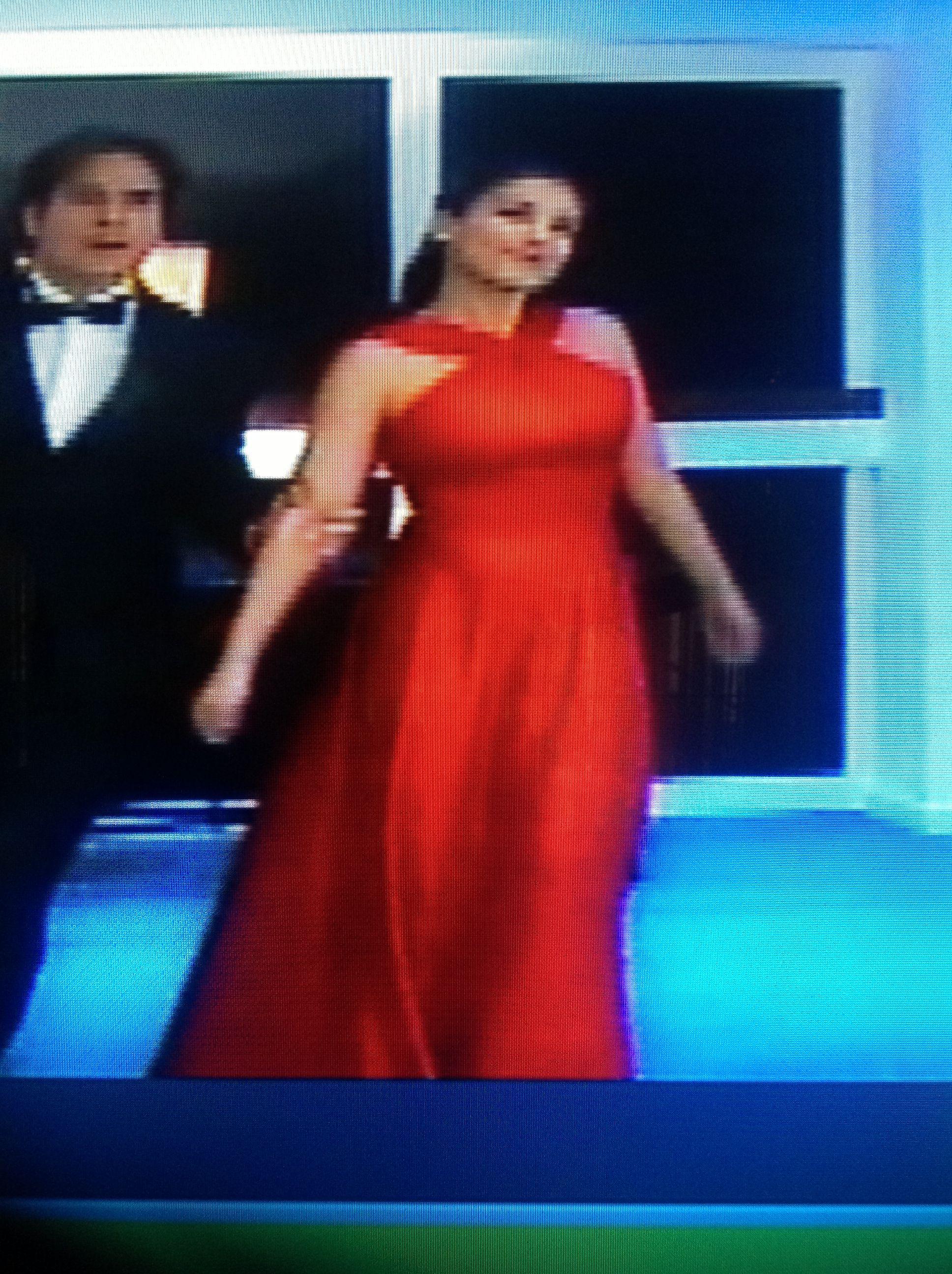 Vestido de Corazon Indomable