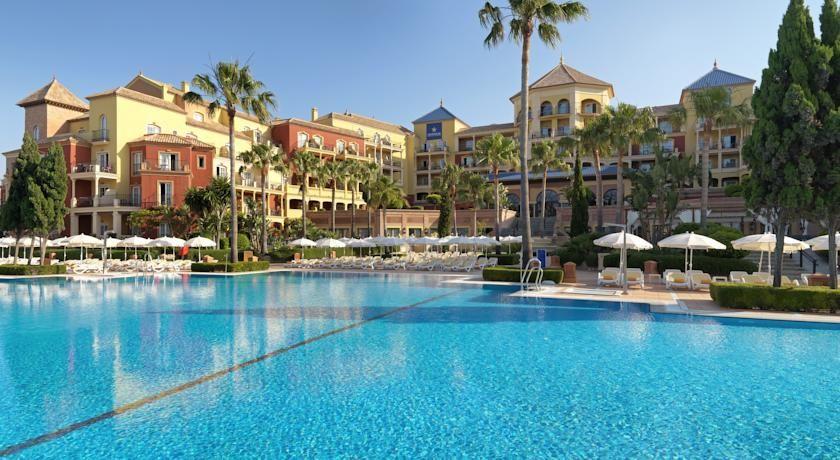 Hotel Iberostar Málaga Playa, Torrox Costa, Spain - Booking.com