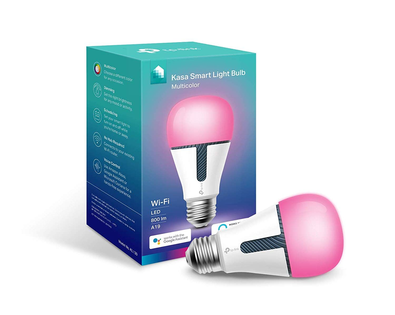 Tp Link Announces New Smart Bulbs Under Its Kasa Smart Home Brand Smart Home Bulb Tp Link