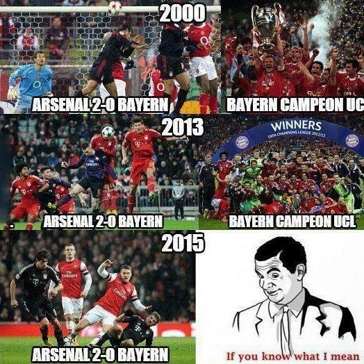 La historia del Bayern está escrita