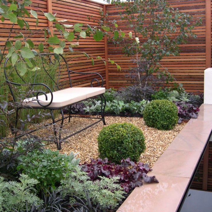 using slatted screens to hide ugly fencing landscape hub fence ideaspatio ideaslandscaping