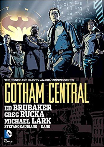 Amazon Com Gotham Central Omnibus 9781401261924 Ed Brubaker Greg Rucka Books Gotham Greg Rucka Greatest Villains