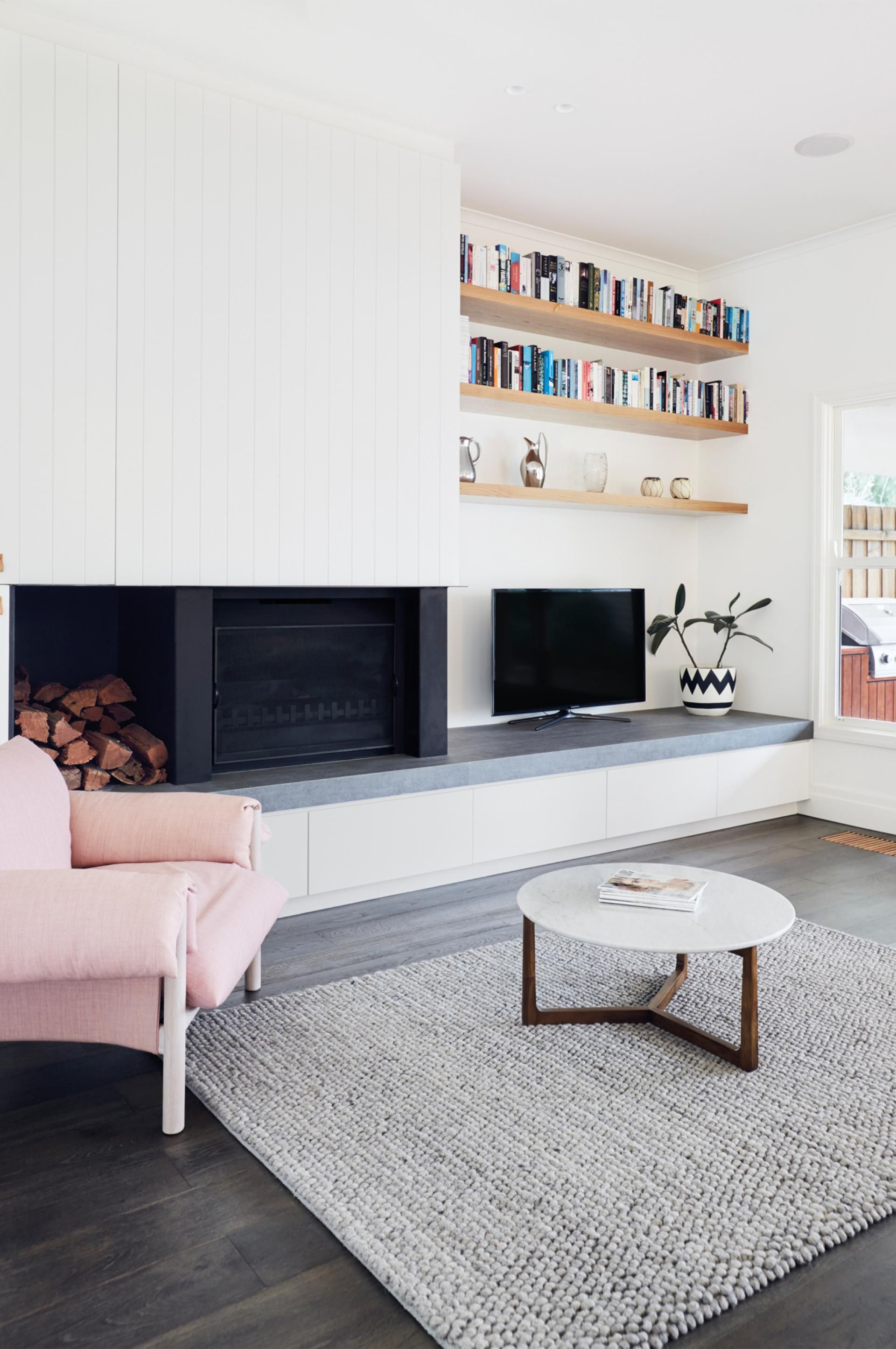 Quality not quantity see inside this minimalistic melbourne home