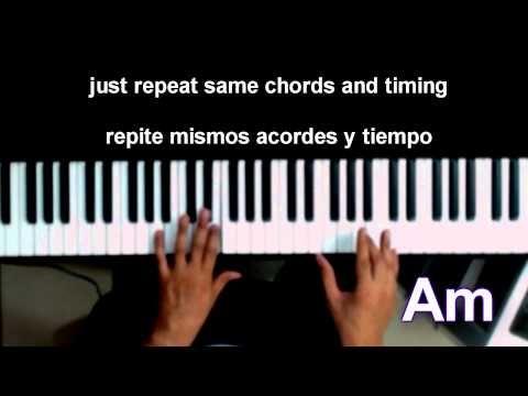 Espiritu De Dios Am Piano Songs Tutorials Pinterest Dios