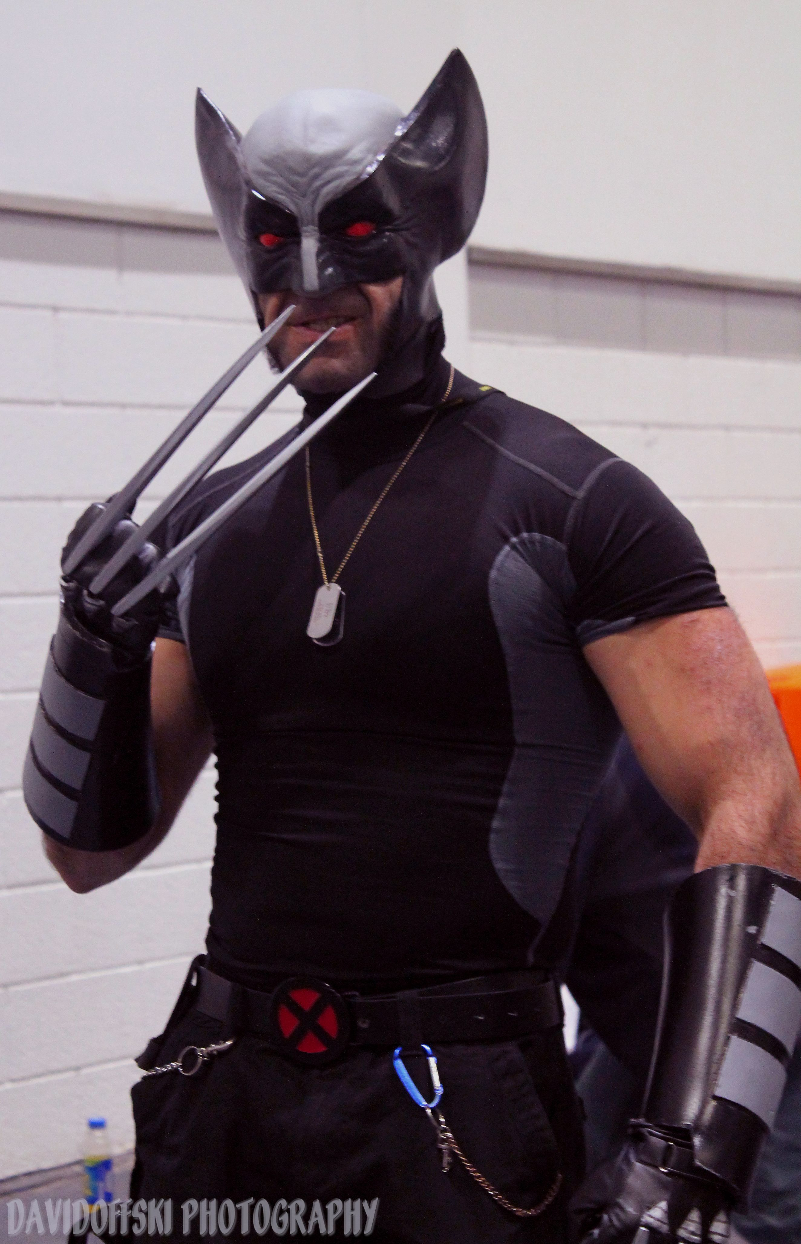 Wolverine (X Force) | Halloween/Cosplay | Pinterest | Cosplay and ...