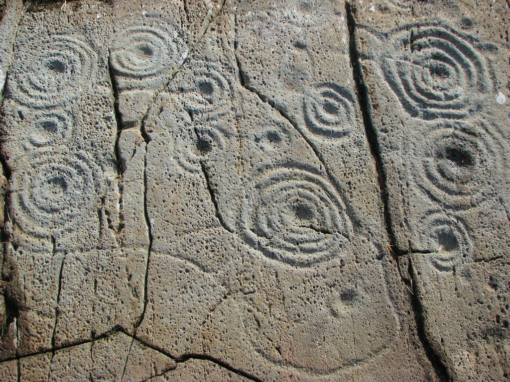 Prehistoric stone carvings google search earlier than