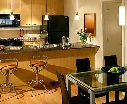 Diseñar una Barra de Desayuno para la Cocina | Armario | Pinterest ...