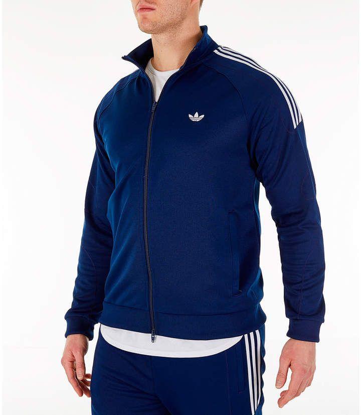 Details about adidas Originals Flamestrike Track Jacket Men's