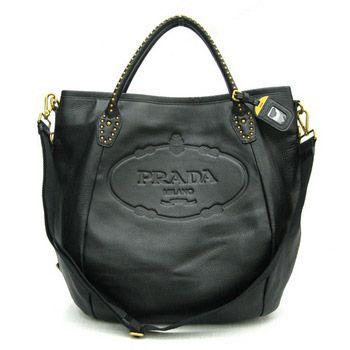 a56b7e55e32d ... low price discount prada br4426 black leather tote bag ebay price  209.00 7fb7b 9d0ec