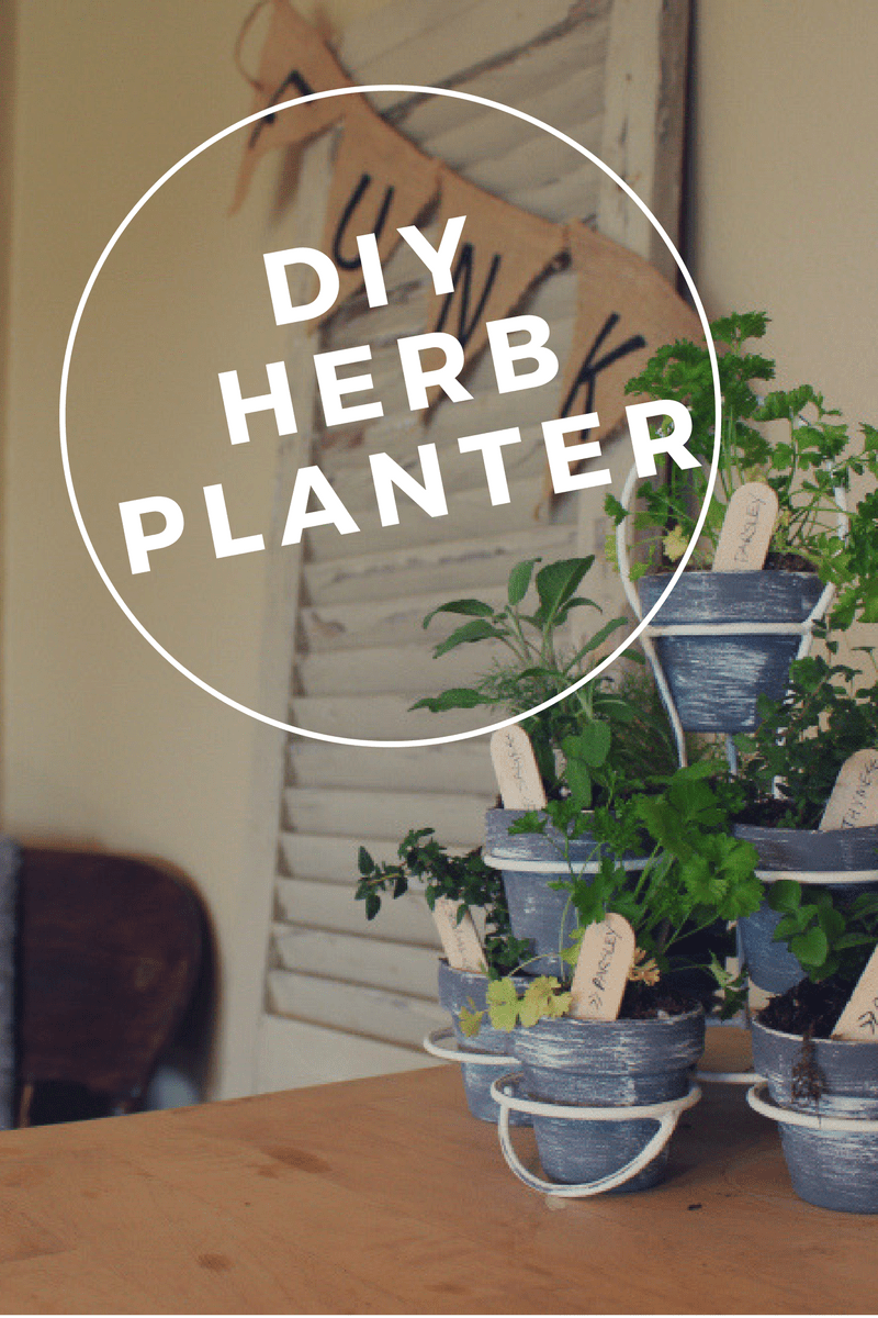 make your very own indoor miniature indoor diy herb on easy diy woodworking projects to decor your home kinds of wooden planters id=35401