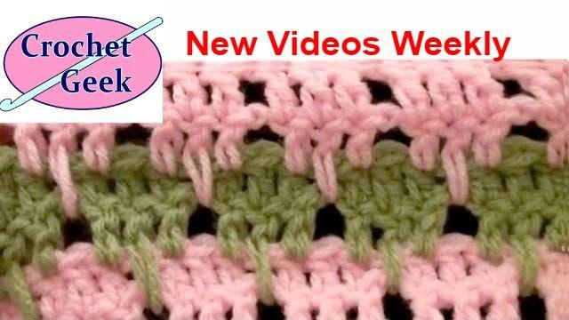 How To Crochet A Blanket Afghan Larksfoot Tutorial Free Online