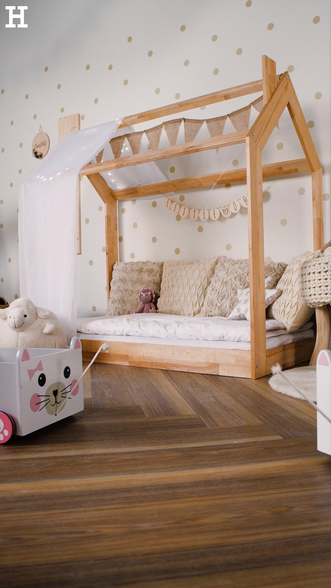 Storage Ideen für das Kinderzimmer