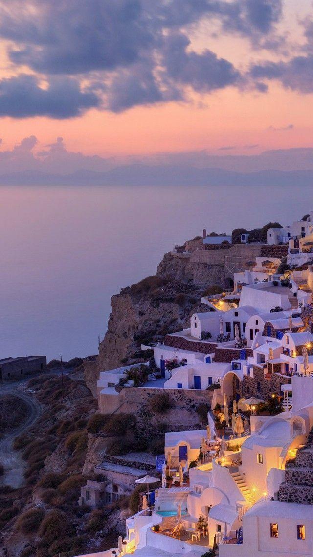 Beautiful greece harbor corner macbook pro wallpaper hd greek islands in 2019 greece - Beautiful country iphone backgrounds ...