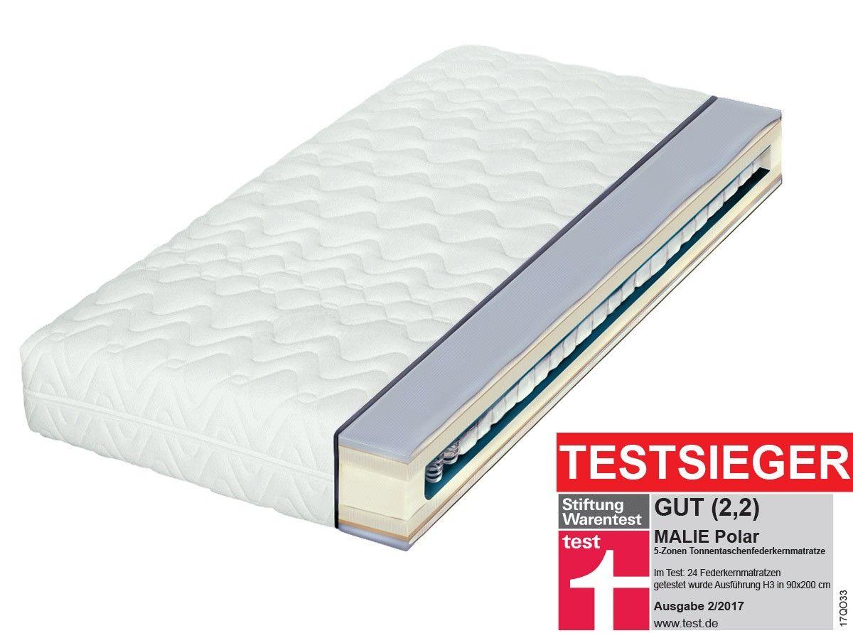 Malie Polar Tonnentaschenfederkern Matratze Ideal Fur Bauchschlafer Matratze Schlafzimmer Matratze Federkernmatratze Matratzen Kaufen