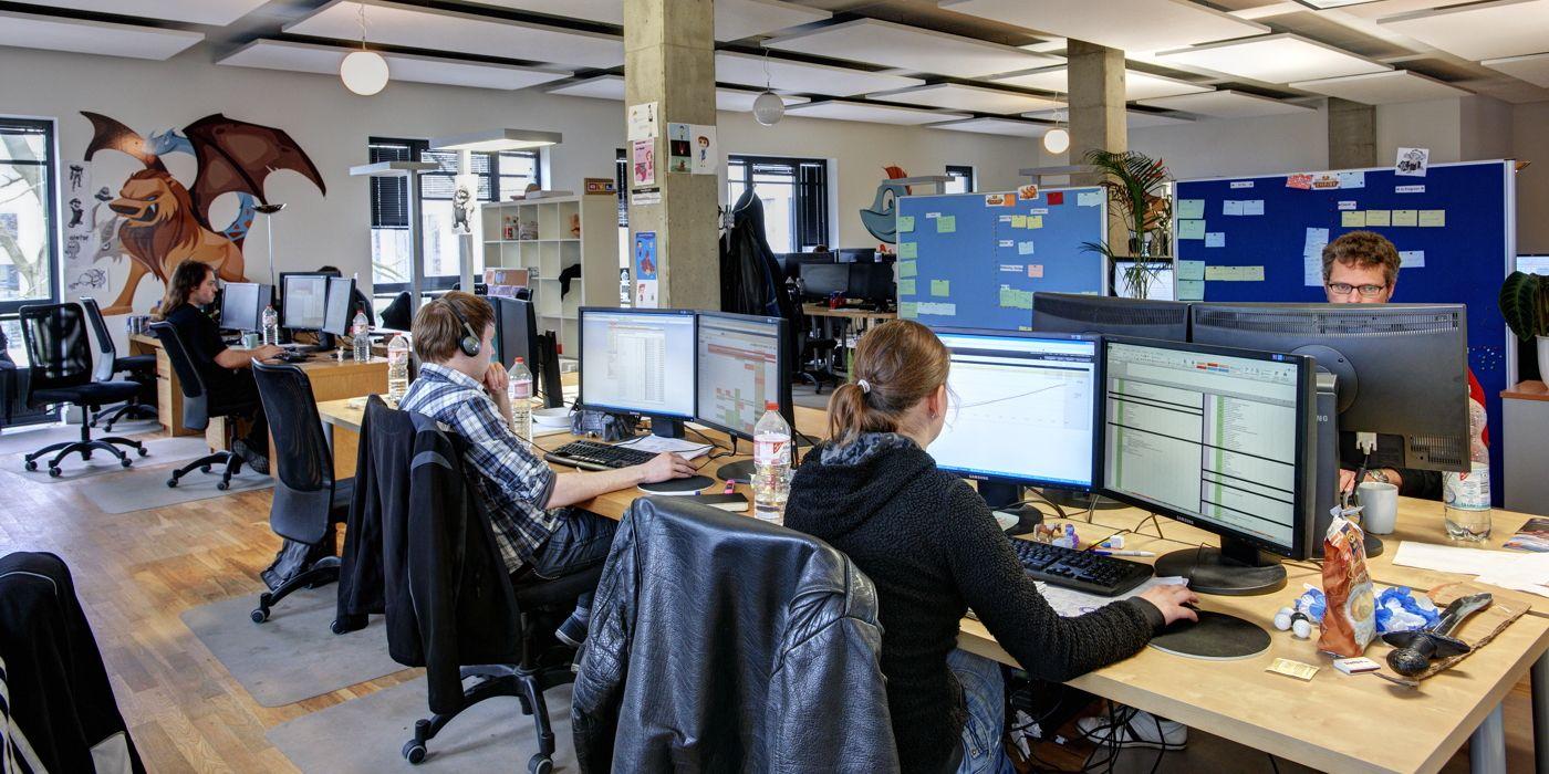 Region Focus Hamburg Video game development, Game