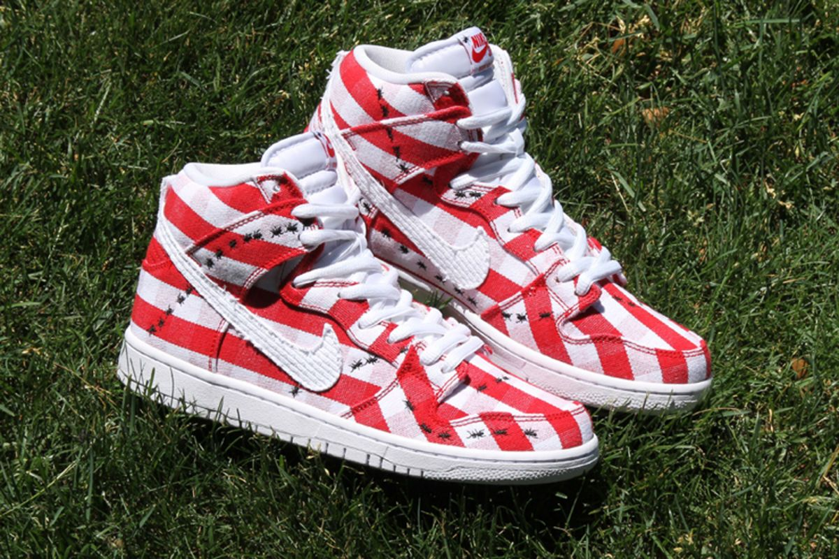 Nike SB looks to the summertime picnic for inspiration for its latest Dunk  High
