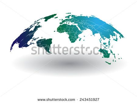 Map vector drawing lines for background and text world map pinterest world map vector drawing lines for background and textall elements are separated in editable layers clearly labeled vector eps10abstract computer graphic gumiabroncs Images
