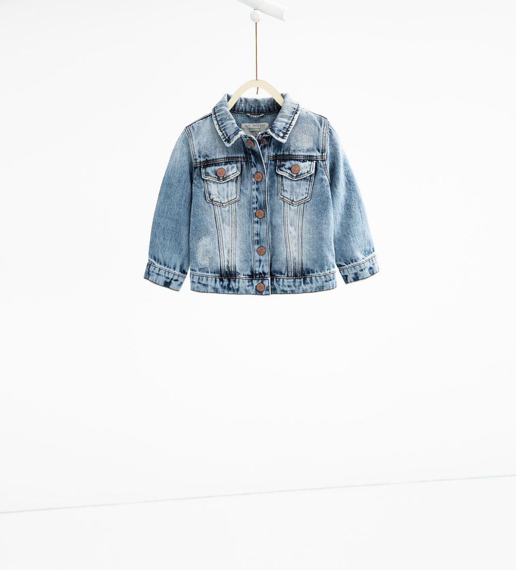 Ripped Denim Jacket Baby Boy 3 Months 4 Years New In Baby Boy Jeans Denim Jacket Baby Denim Jacket [ 1132 x 1024 Pixel ]