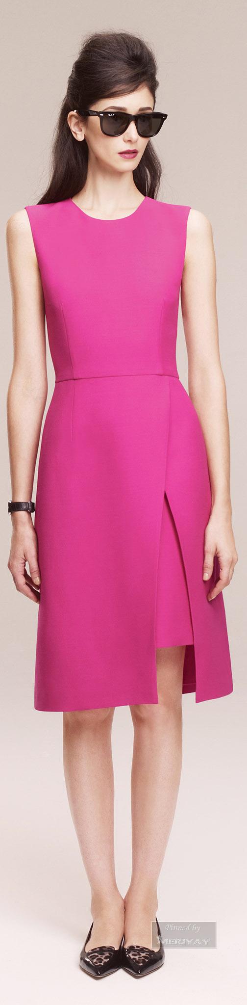 Lyn Devon.Fall Winter 2014-2015. | Pink Fashion | Pinterest ...