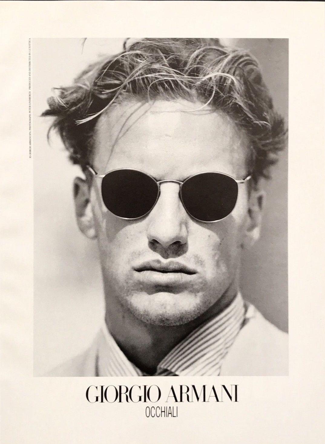7388dbf1a3b0 Giorgio Armani 90s Vintage Sunglasses