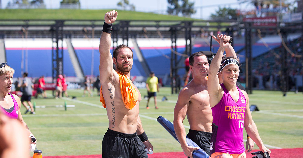 Road to The Fittest Rich Froning and CrossFit Mayhem