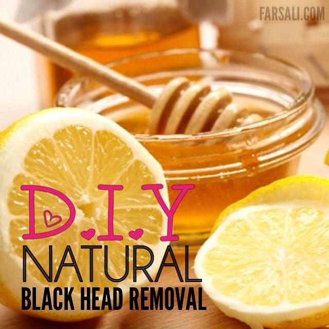 DIY Natural Blackhead Removal  Get The Glow... VISIT >> http://www.farsali.com