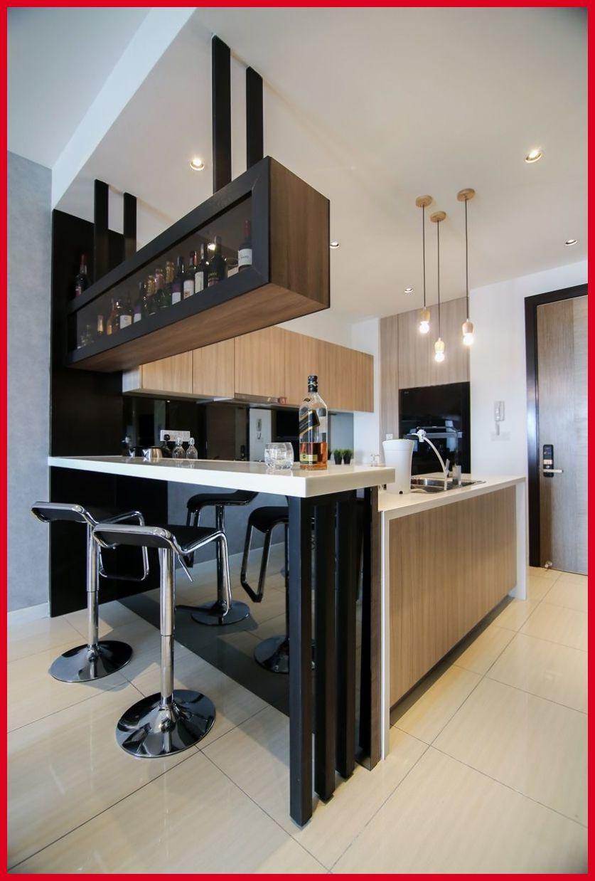 Jazz Up Your Kitchen With Trendy Kitchen Bar Stools Kitchen Decor Tips Kitchen Bar Design Condo Interior Design Small Kitchen Bar